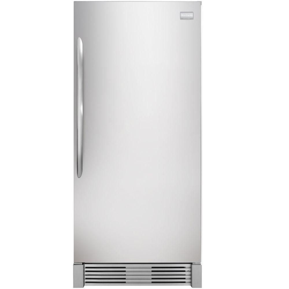 Gallery 18.58 cu. ft. Refrigerator in Smudge-Proof Stainless Steel