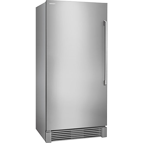 32-inch W 19 cu. ft. All Freezer in Stainless Steel