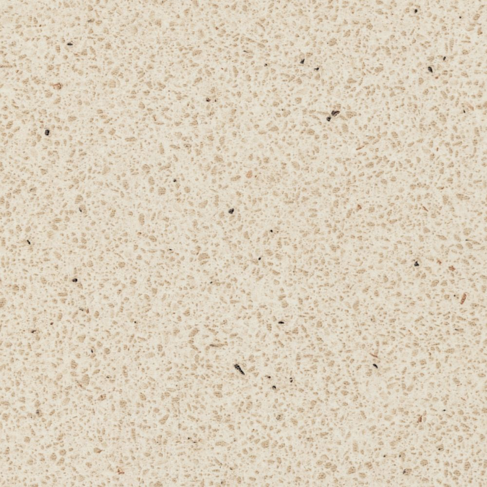 Formica Paloma Bisque 96-inch x 48-inch Laminate Countertop in Etchings Finish