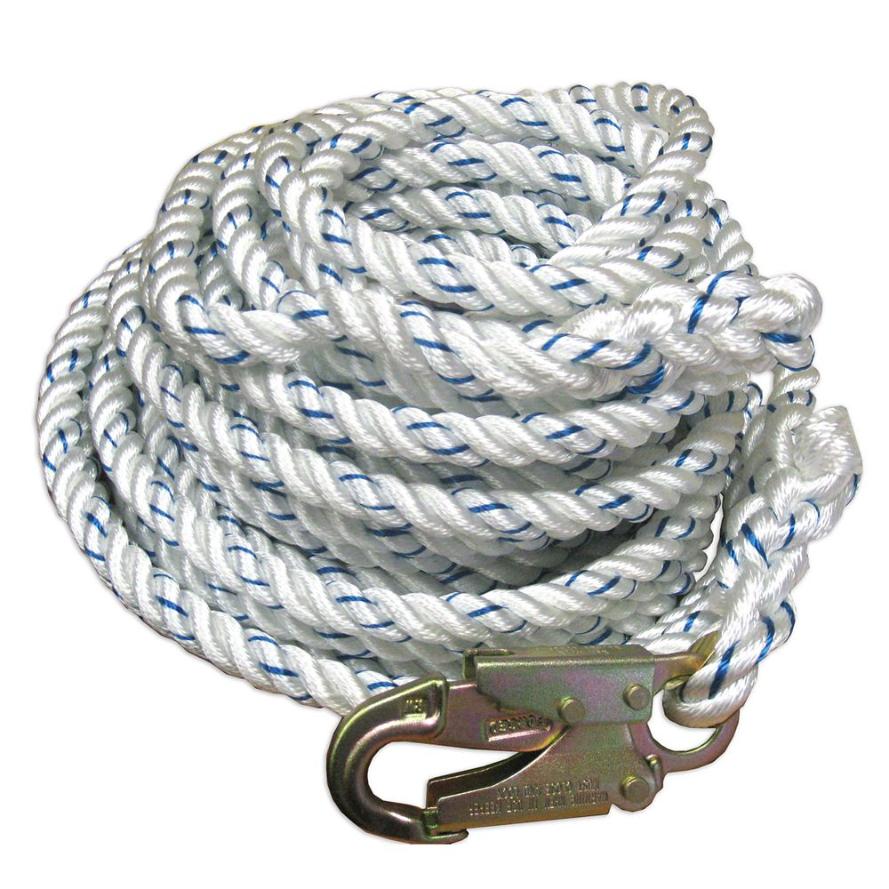 Vertical Rope LifeLine (50 Feet)