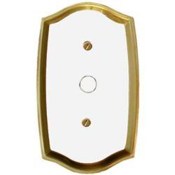 Atron Regal White Centre Dimmer