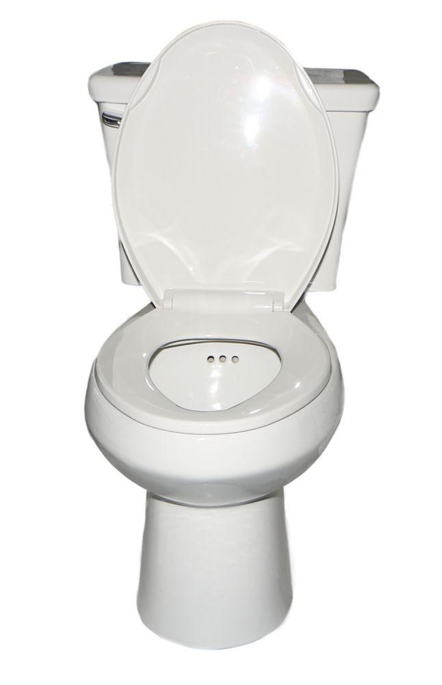 Penguin in a Box 4.8 LPF Single Flush Elongated Bowl Toilet