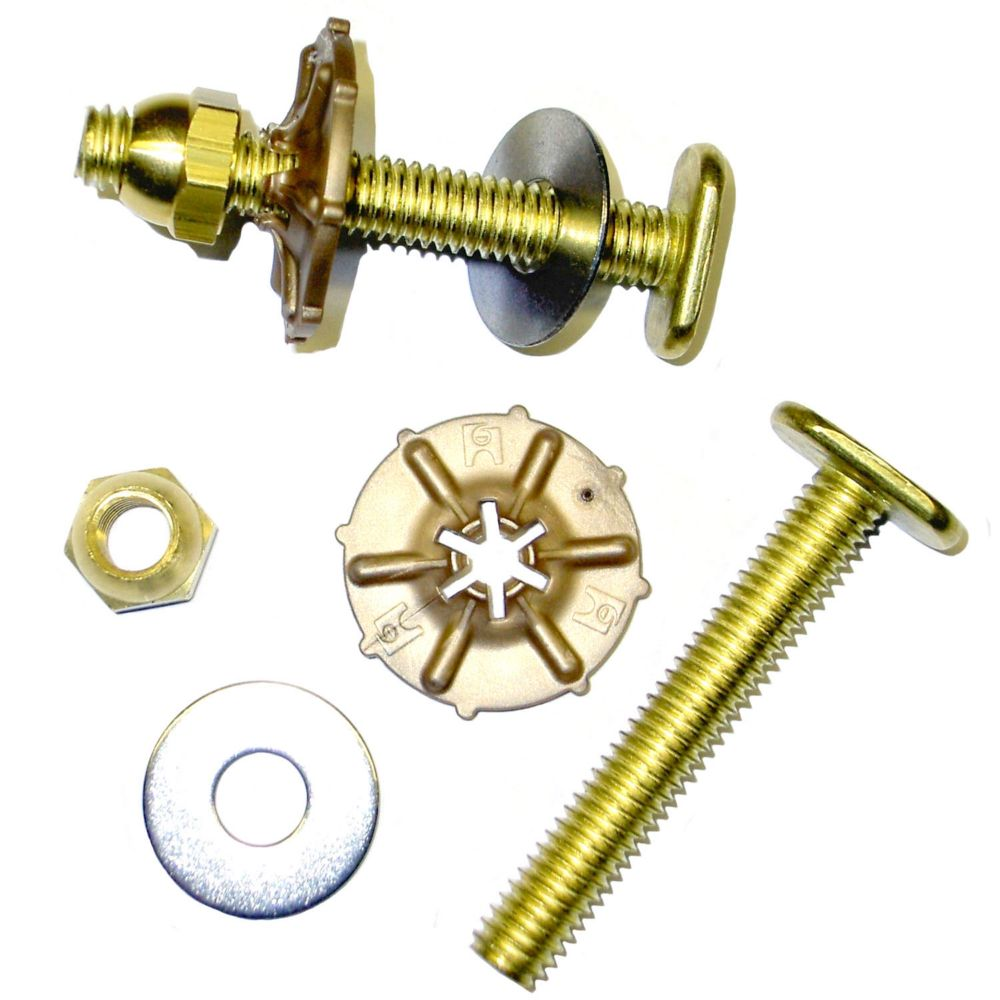 Johni Quick Bolts<sup>®</sup>  5/16 Inch.