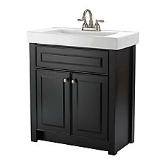 decorators the in white bathroom cabinet vanity home without vanities b inch bath d x depot n w compressed tops naples collection