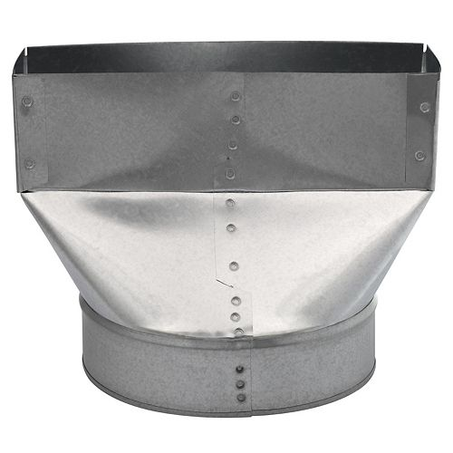 Imperial 3 1/4 Inch x 10 Inch x 7 Inch Universal Boot Straight