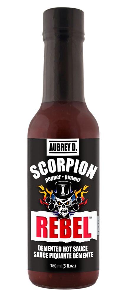 Sauce piquante Scorpion Rebel