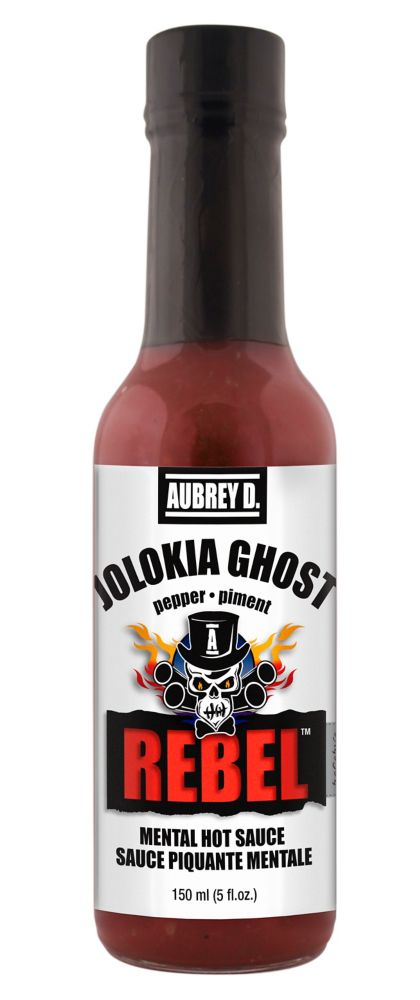 Jolokia Ghost Mental Hot Sauce