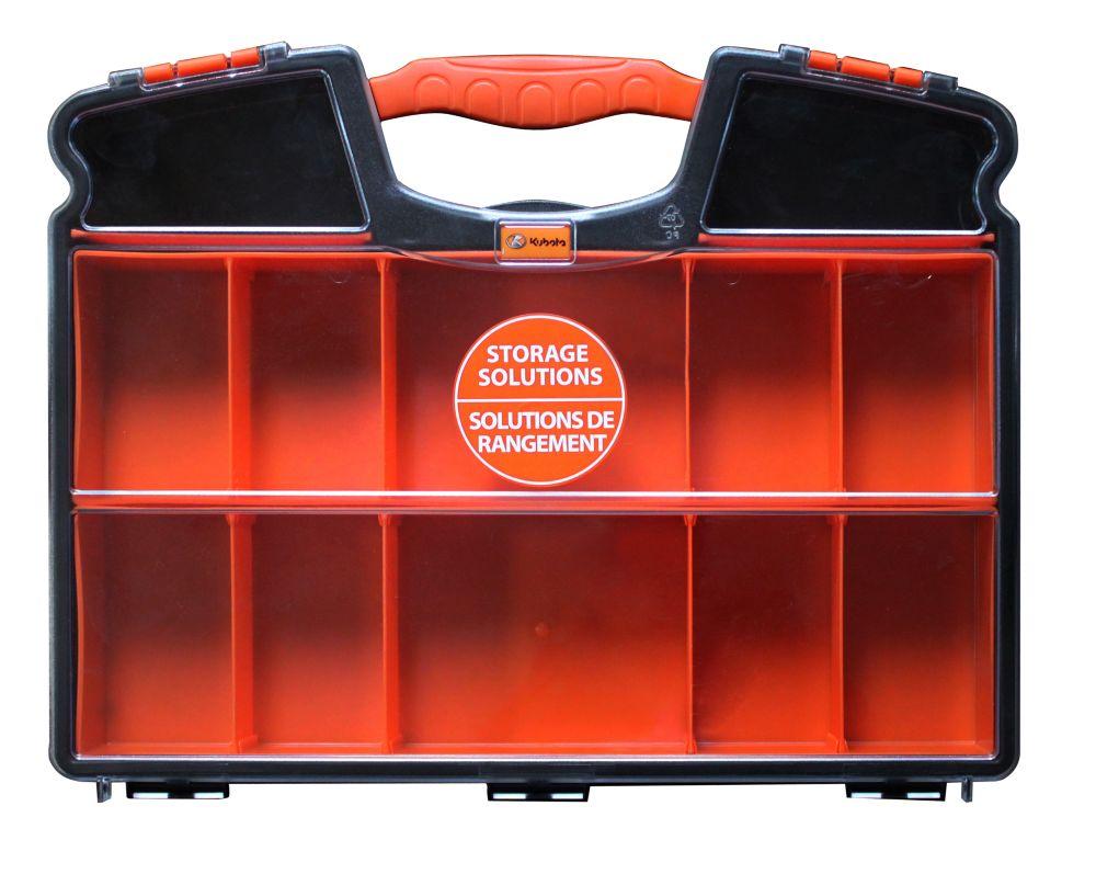 Kubota 2 Pack 12 Compartment Organizer