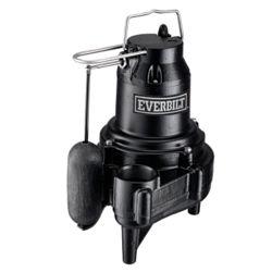 Everbilt Conçue exclusivement pour le transfert des eaux usées, elle peut être installée de façon temporaire ou permanente.