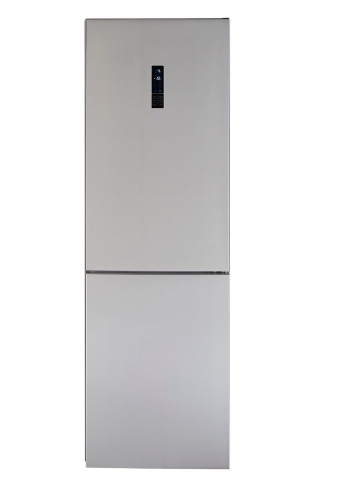 12 cu. ft. Counter-Depth Refrigerator with Bottom Mount Freezer in Stainless Steel