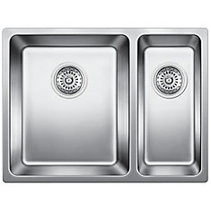Andano U 1.5 Stainless Steel Undermount Sink