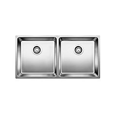 Andano U 2 Stainless Steel Undermount Sink