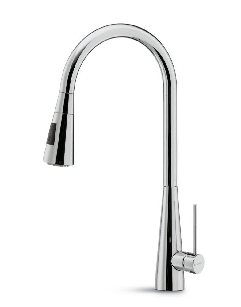 Ice Faucet - Dual Spray - Chrome