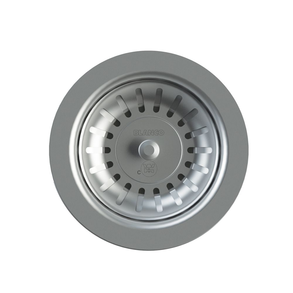 Standard 3 1/2 In. Strainer Stainless Steel