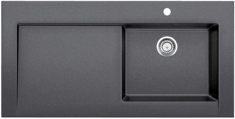 Modex Silgranit Sink, Anthracite