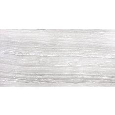 12-inch x 24-inch Eramosa Ice Heavy Duty Porcelain Tile