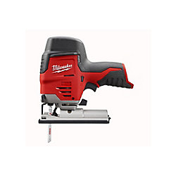 M12 12V Lithium-Ion Cordless Jig Saw (Tool-Only)