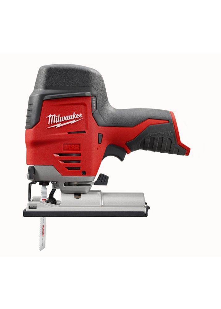 Milwaukee Tool M12 12V Lithium-Ion Cordless Jig Saw (Tool-Only)