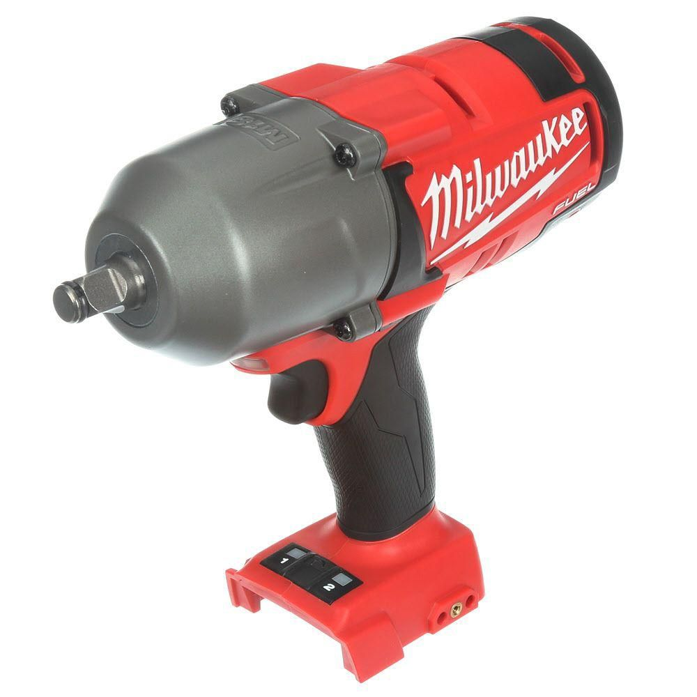 1/2- Inch  M18 FUEL� High Torque Impact Wrench with Friction Ring (Bare Tool)