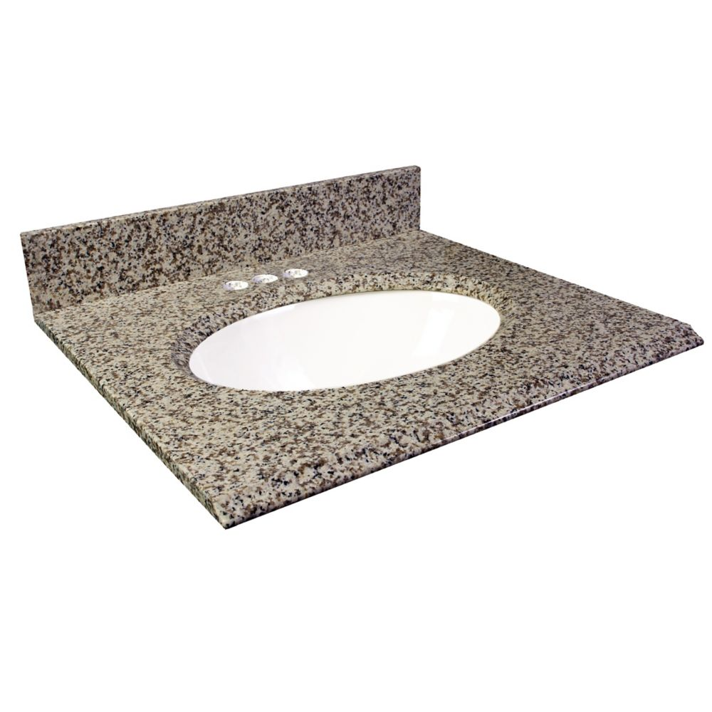 Foremost International 25-Inch W x 22-Inch D Granite ...