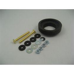 Jag Plumbing Products Trousse réservoir à cuvette - Joint d'étanchéité et boulons:  s'adapte a beaucoup d 'American Standard* toilettes a 2 pièces