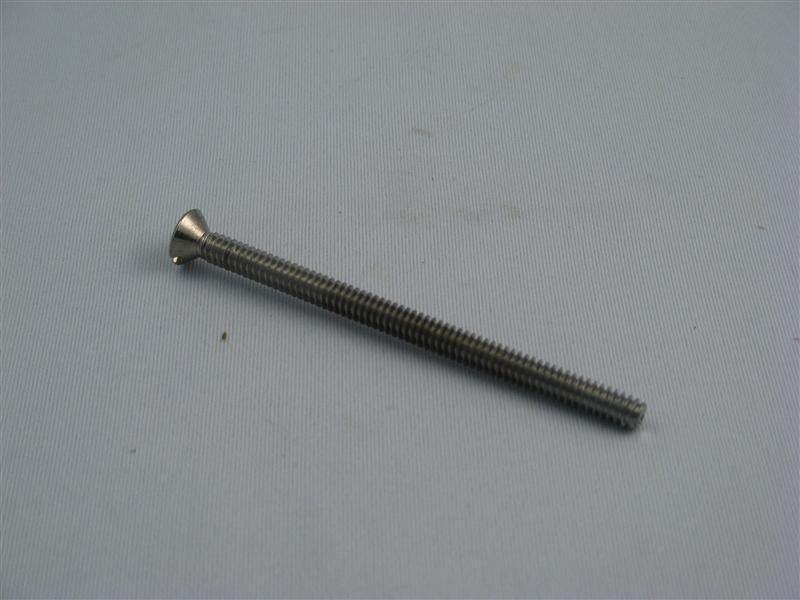 Contractor Pack : Escutcheon Screws (10/24 x 3 in.) - 10 pack (20 Screws)