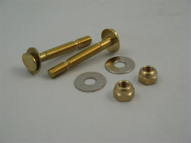 Contractor Pack:  Johni-Bolt Style Closet Bolts (5/16 in. x 2-1/4 in.)