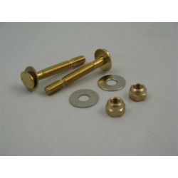 Jag Plumbing Products Contractor Pack:  Johni-Bolt Style Closet Bolts (5/16 in. x 2-1/4 in.)