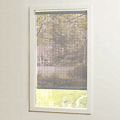 37 in x72in Grey Cut-to-Size Solar shades