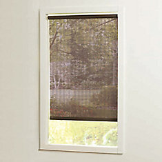 73 in x72in Brown Cut-to-Size Solar shades