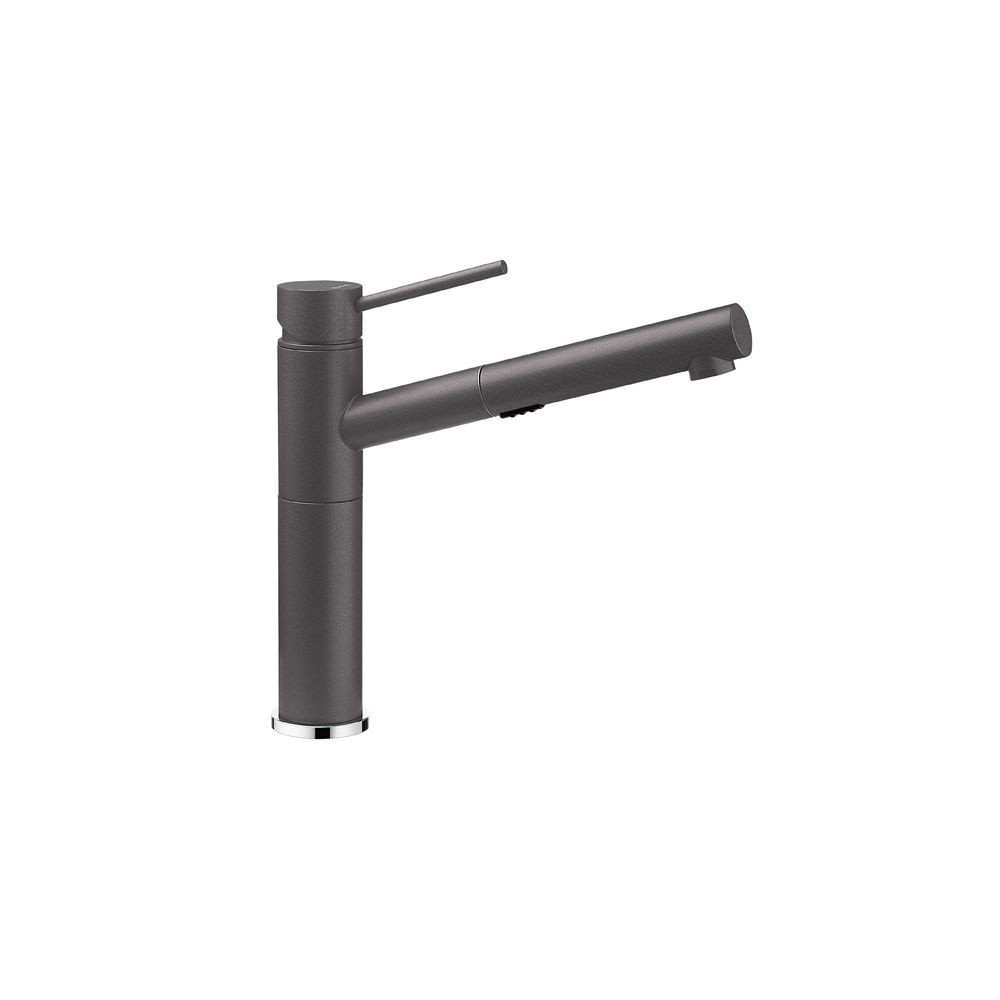 Alta, Pull Out, Dual Spray Faucet, Cinder