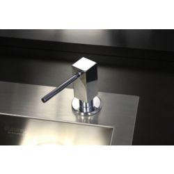 Blanco Quatris II Soap Dispenser, Chrome