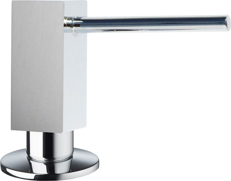 Blanco Quatris II Soap Dispenser in Stainless Steel