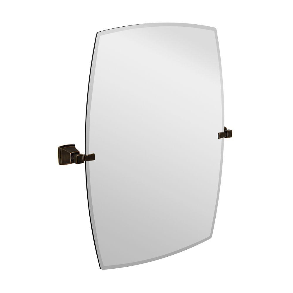 Boardwalk Mirror - Mediterranean Bronze