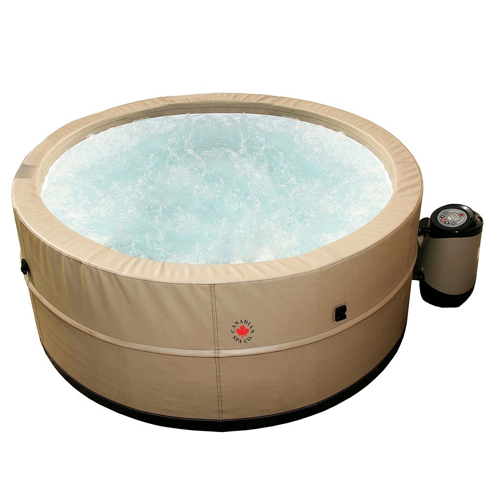 Swift Current 5-Person 29-inch Foam Spa