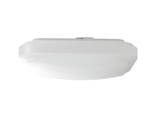 Square led flushmount ceiling light 12 inch