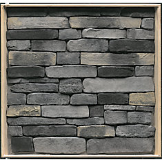 Ledgestone Kingsford Grey Flats 9 Sq/Feet