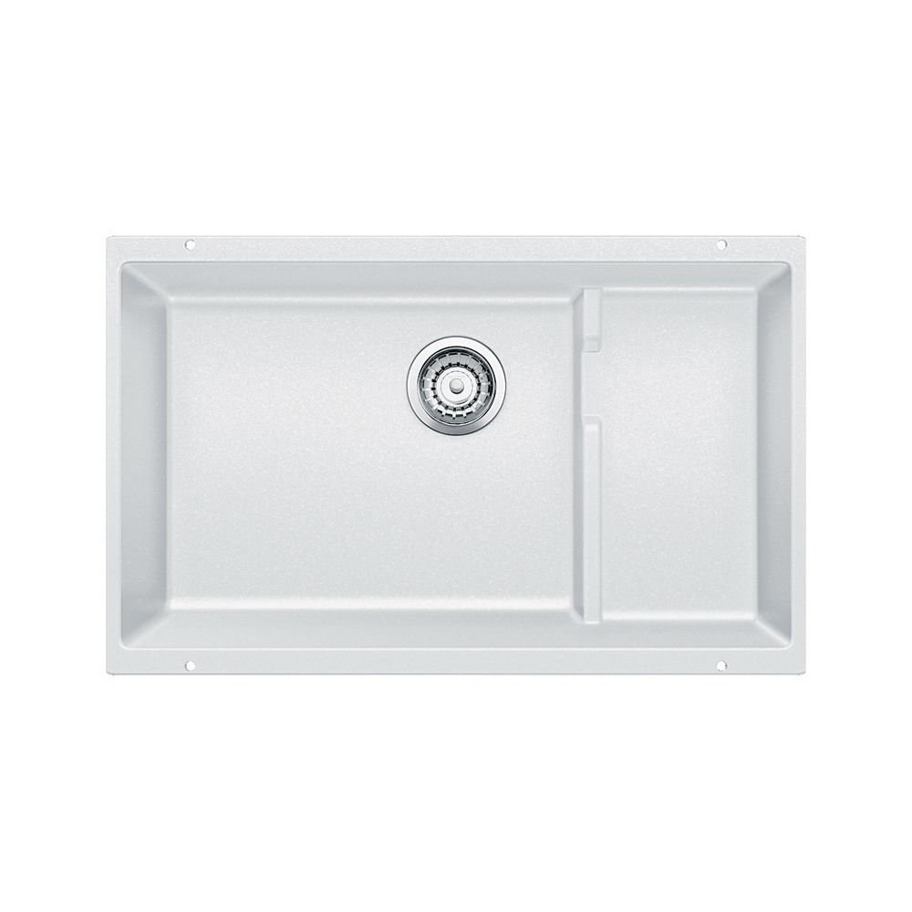 Precis Cascade White Silgranit Sink