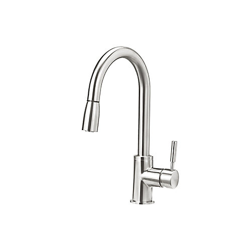 Sonoma, Pull Out, Dual Spray Faucet, Stainless Steel