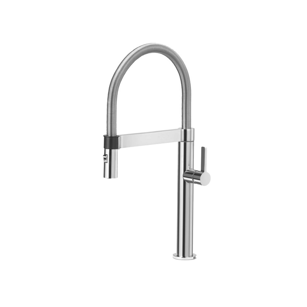 Blanco Culina Mini, Pull Out Magnetic Handspray, Dual Spray Faucet, Stainless Steel