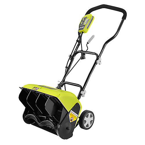 16-inch 10 amp Corded Electric Snow Blower