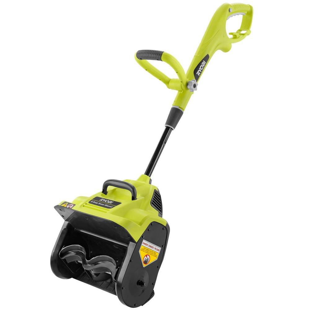 12-inch 8 Amp Electric Snow Shovel