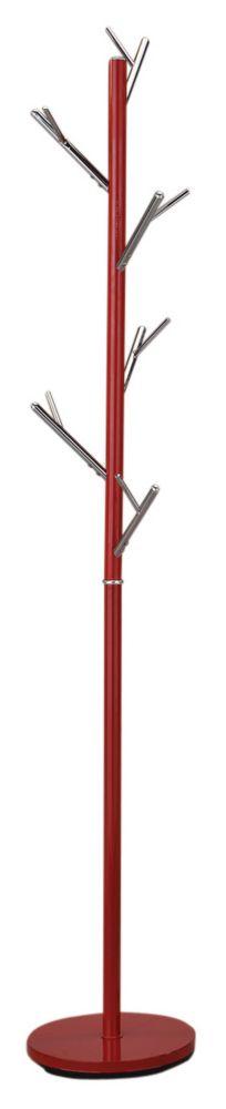 Orin-Coat Rack-Red