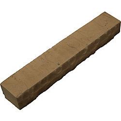 Stonecraft Rock Face Sills 19.75 Inch W X 2 Inch H X 3 Inch D Cream (Exterior)