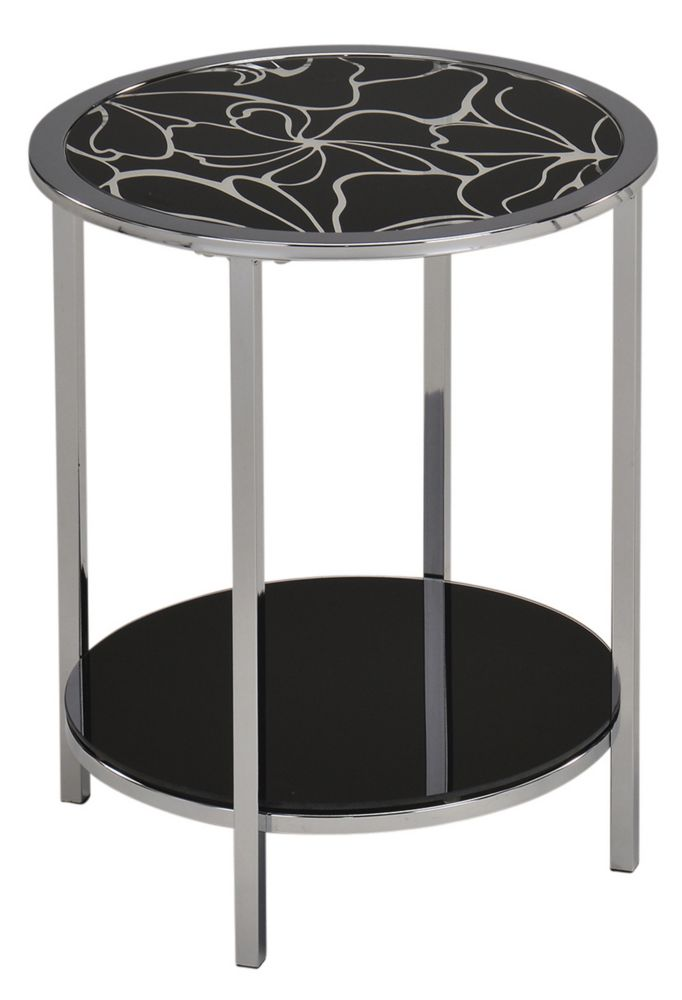 Olivia table d'appoint - noir