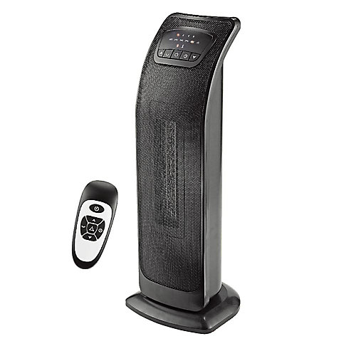 23 Inch Oscillating Tower Ceramic Heater