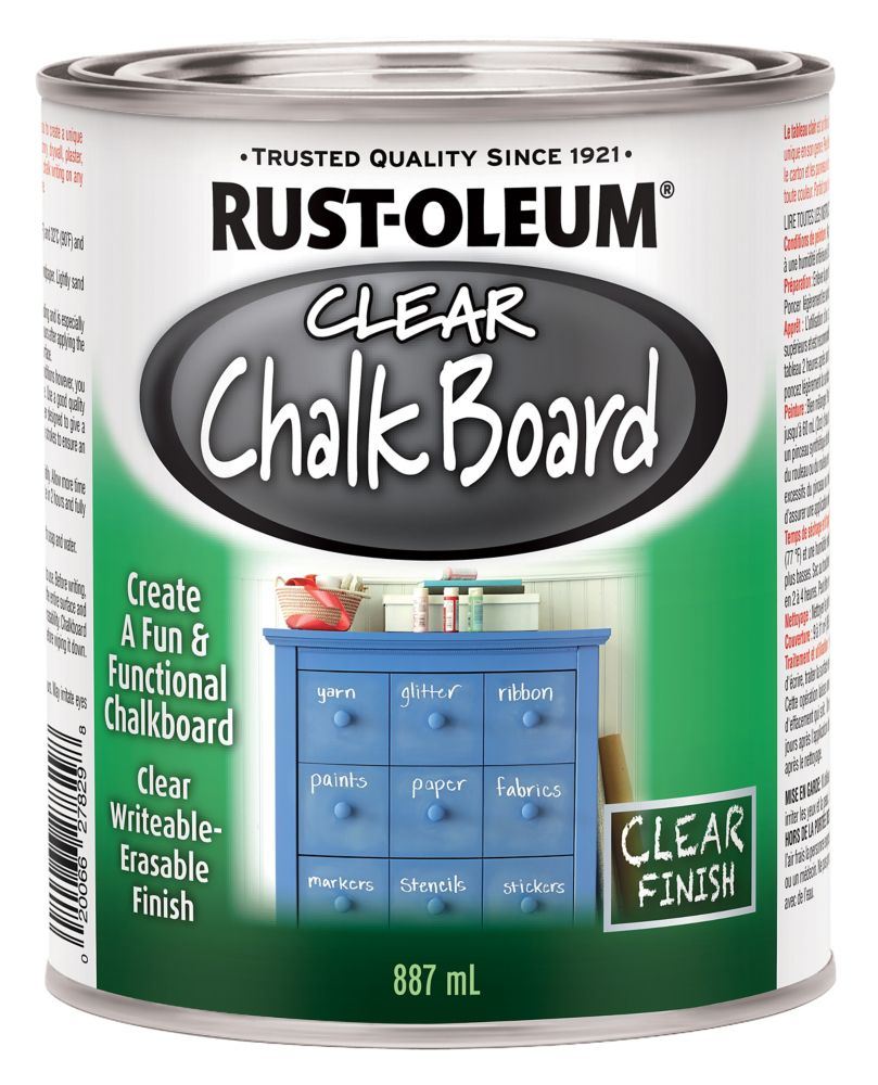 Spécialité Rust-Oleum Peinture Pour Tableaux - Clair