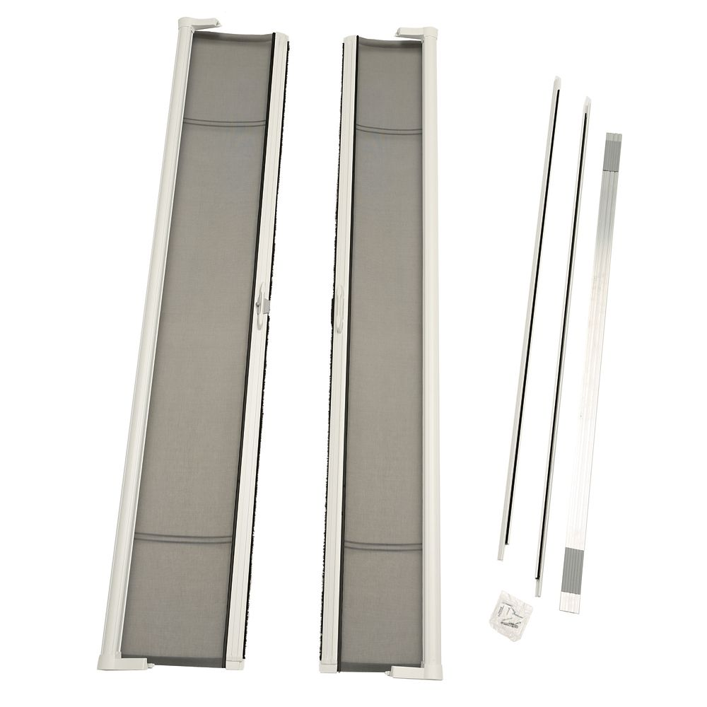 Brisa White Tall Double Door Single Pack