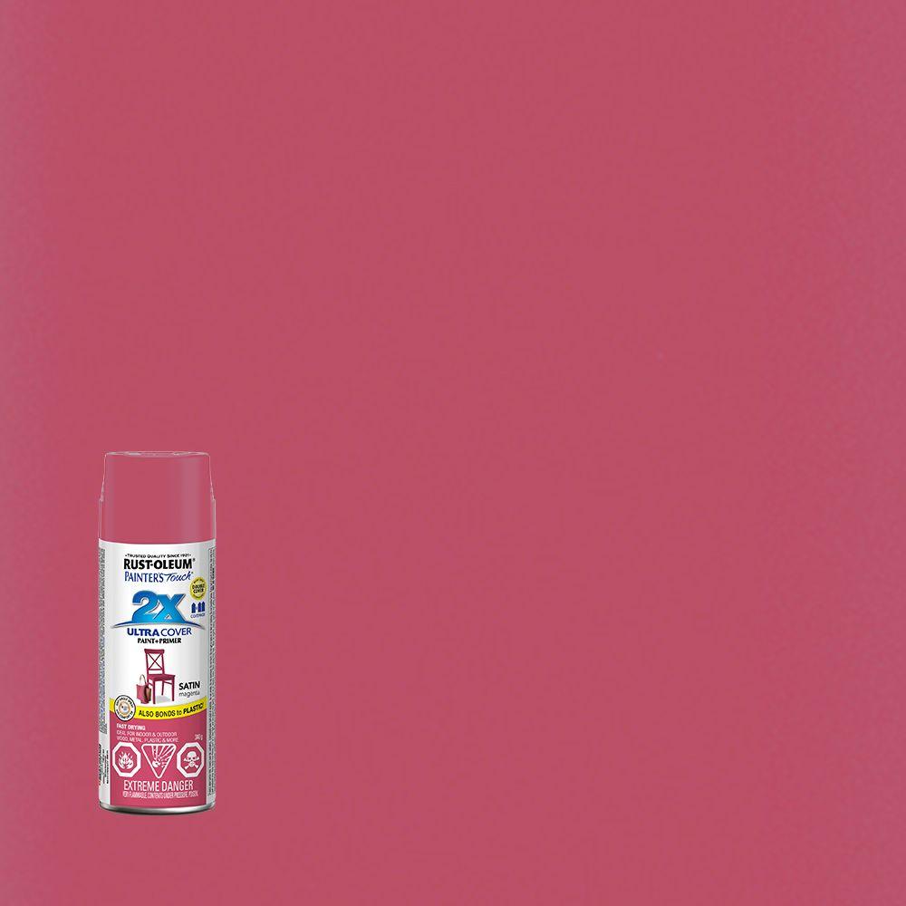 Painter's Touch 2x Magenta Satine