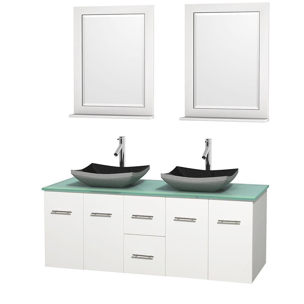 home bath vanity combos canada discount centra 60 in double vanity in